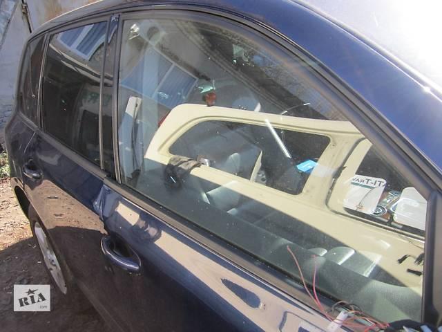 купить бу Стекло передней двери Volkswagen Touareg Фольксваген Туарег 2003г-2009г в Ровно