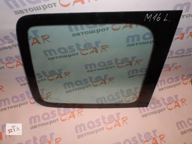 Стекло распашной задней двери Renault Master Рено Мастер Опель Мовано Opel Movano Nissan Interstar 2003-2010.- объявление о продаже  в Ровно