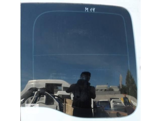 бу Стекло (распашонки) Рено Мастер Renault Master Опель Мовано Opel Movano 2003-2010 в Ровно
