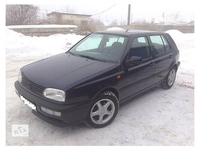 бу Стекло в кузов для хэтчбека Volkswagen Golf IIІ 1996 в Львове