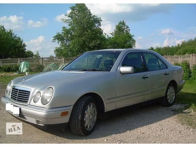 продам Стекло в кузов для седана Mercedes E210, 1999 бу в Львове