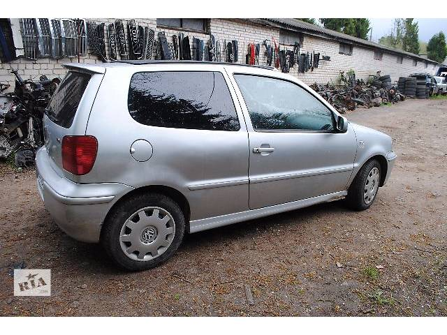 бу Стекло в кузов для Volkswagen Polo 2000 в Львове
