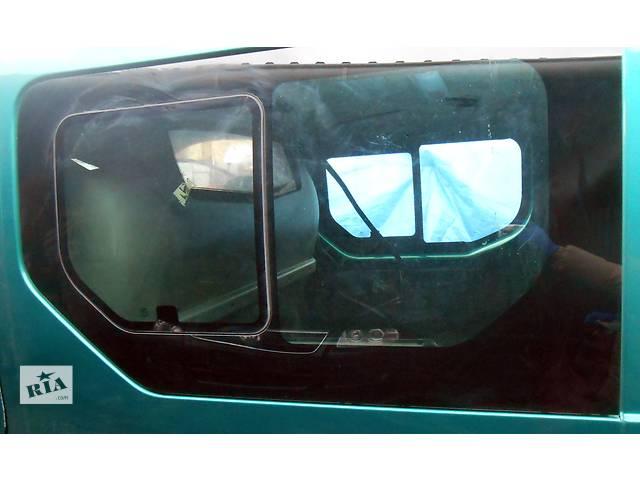 бу Стекло в кузов, салона Renault Trafic 1.9, 2.0, 2.5 Рено Трафик (Vivaro, Виваро) 2001-2009гг в Ровно