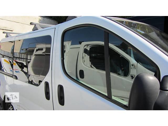 купить бу Стекло в кузов, скло салона Nissan Primastar Ниссан Примастар Opel Vivaro Опель Виваро Renault в Ровно