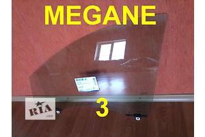 Новые Стекла двери Renault Megane III