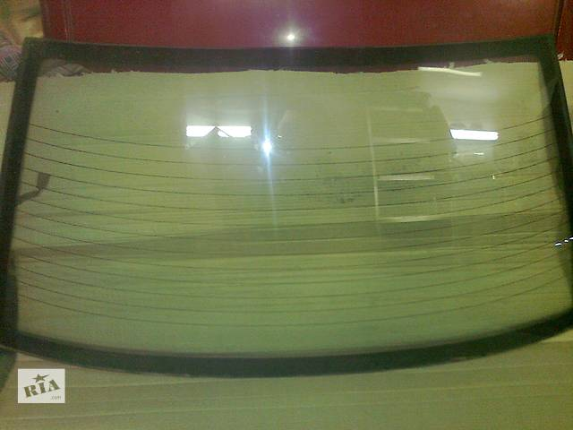 Замена заднего стекла лансер 9