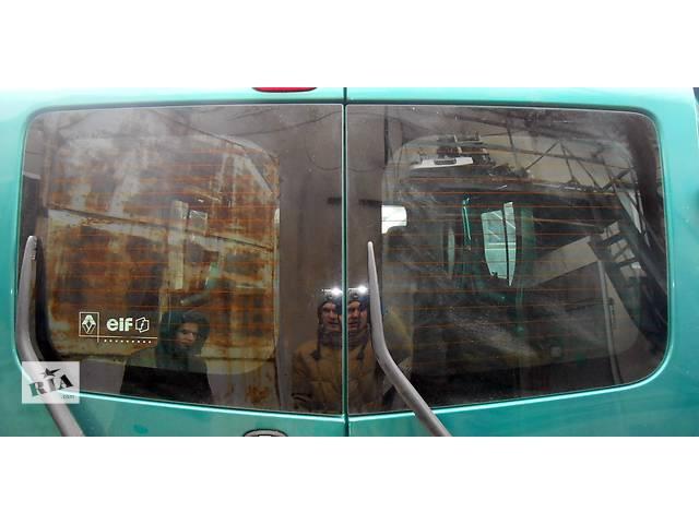 продам Стекло задней двери, ляды Renault Trafic 1.9, 2.0, 2.5 Рено Трафик (Vivaro, Виваро) 2001-2009гг бу в Ровно