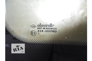 б/у Стекло в кузов Renault Kangoo