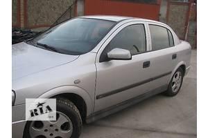 б/у Стекло лобовое/ветровое Opel Astra G