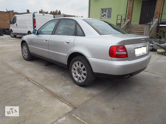 бу стекло двери для седана Audi A4, 2000 в Львове