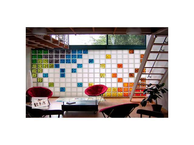 бу Материалы для декора новый Стеклоблоки Seves Glass Block в Киеве