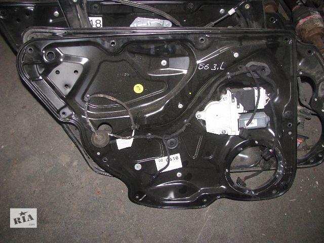 купить бу стеклоподъемник для седана Volkswagen B6, 2007, задний в Львове