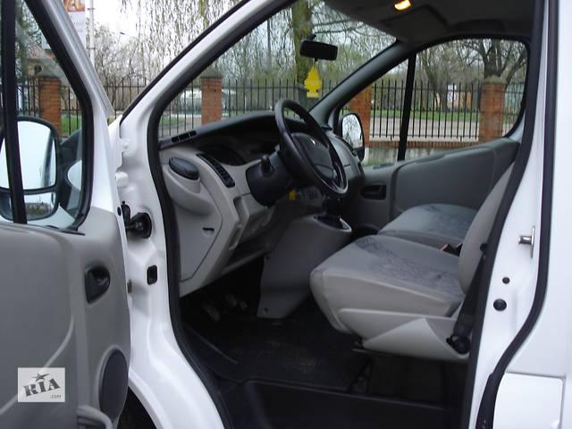 купить бу Стеклоподъемник электроподьемник комплект Renault Trafic Рено Трафик Opel Vivaro Опель Виваро Nissan Primastar в Трускавце