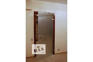 Новые Стеклянные двери