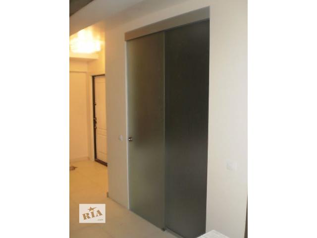 Стеклянные перегородки и раздвижные двери- объявление о продаже  в Симферополе