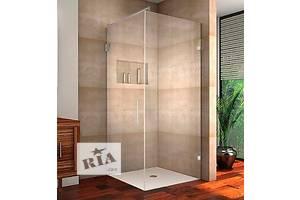 Стеклянные душ-кабины новый