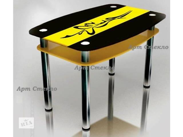 бу Стеклянные обеденные столы в Дружковке