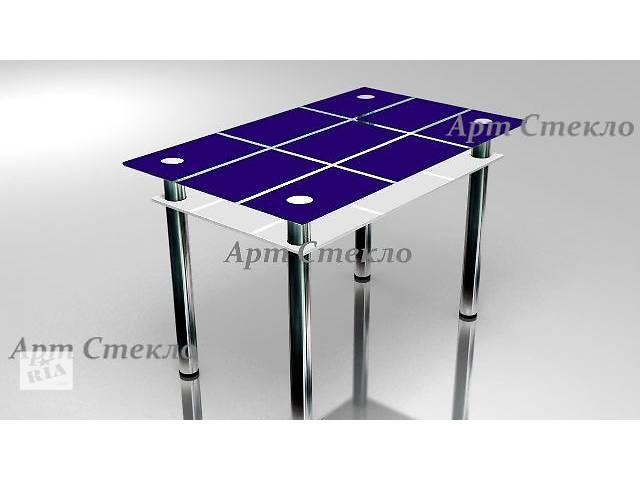 купить бу Стеклянные обеденные столы в Дружковке