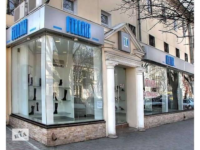 бу Стеклянные витрины в Киеве