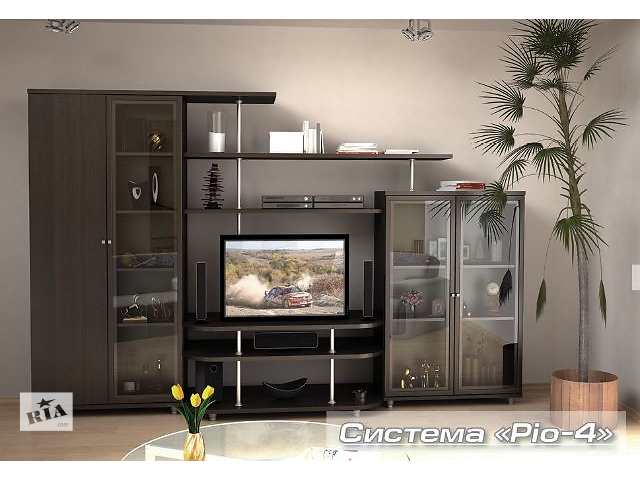 продам Стенка для гостиной недорого Рио-4 бу в Киеве