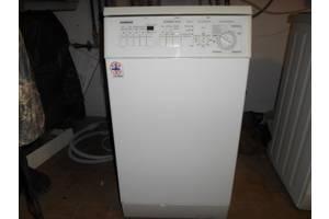 б/у Вертикальні пральні машинки Siemens
