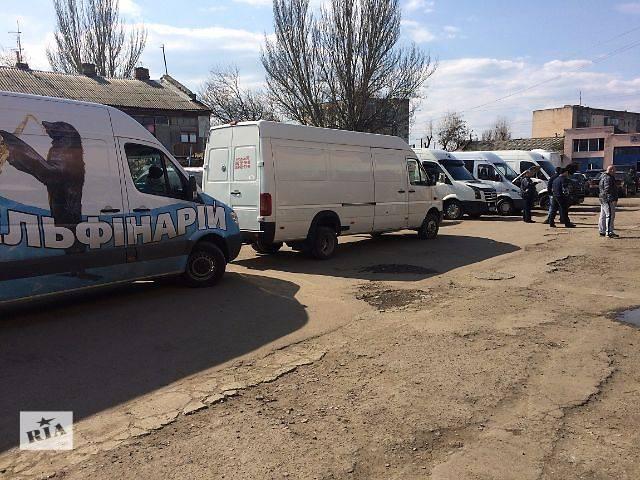 бу СТО БусТехник  ремонт CDI , TDI микроавтобусов Volkswagen и Mercedes в Одессе