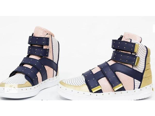 купить бу Сток! Кожанная обувь, кожаные кроссовки  в Киеве