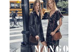 Новые Платья и сарафаны MANGO