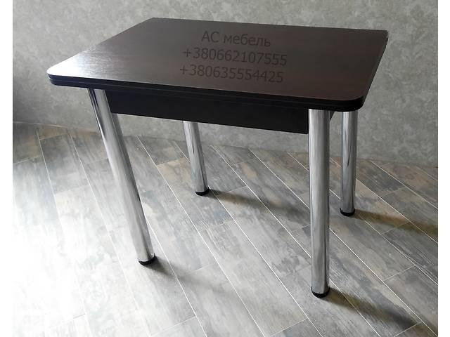 бу Стол обеденный раскладной на металлических в Краматорске
