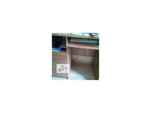 продам Стол офисный компьютерный с выдвижные ящиками бу в Черкассах