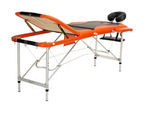 Стол для массажа Body Fit (3-х сегментный алюминиевый 2 цвета). Отправка по Украине!!- объявление о продаже  в Тернополе