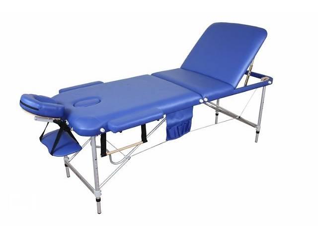 Стол для массажа Body Fit (3-х сегментный алюминиевый)- объявление о продаже  в Тернополе