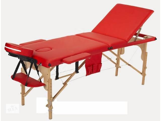 купить бу Стол для массажа Body Fit (деревянный 3-х сегментный). Отправка по Украине!! в Тернополе