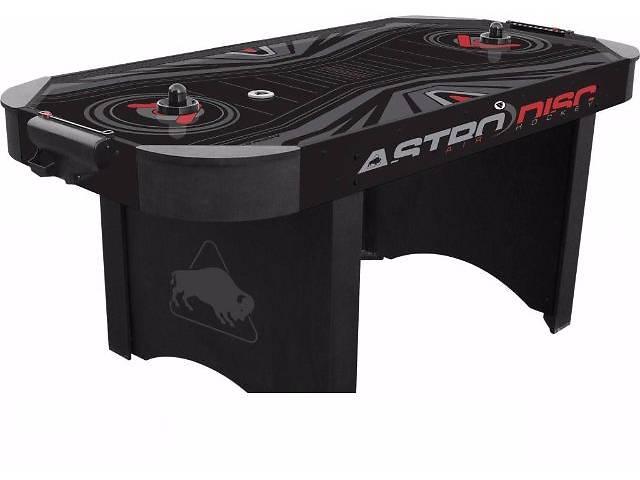 продам Стол для игры в аэрохоккей ASTRODISC 6FT BUFFALO новый бу в Тернополе