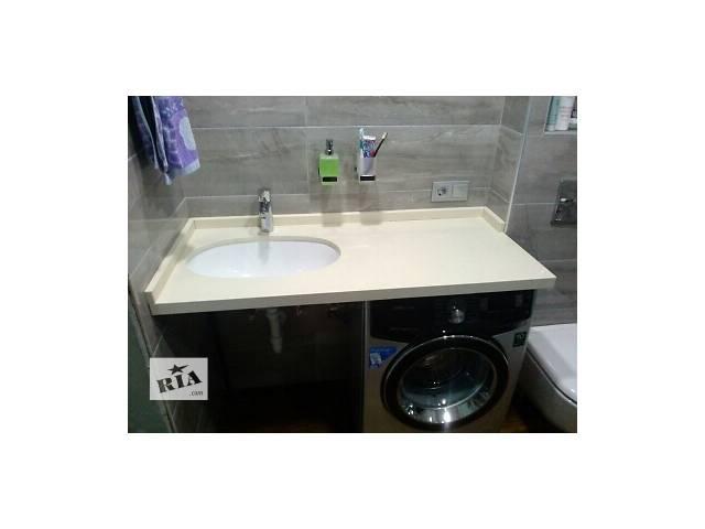продам Столешница в ванную комнату. Кварцит. бу в Киеве