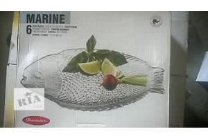 Столовая посуда Тарелки и салатники новый