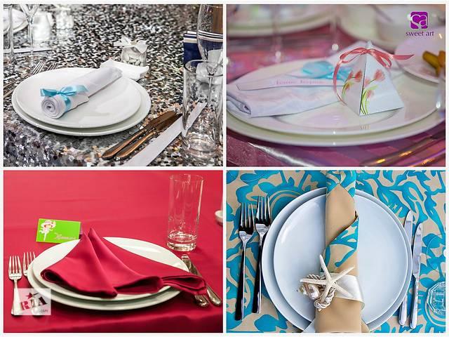 бу Столовый текстиль и посуда в Одессе
