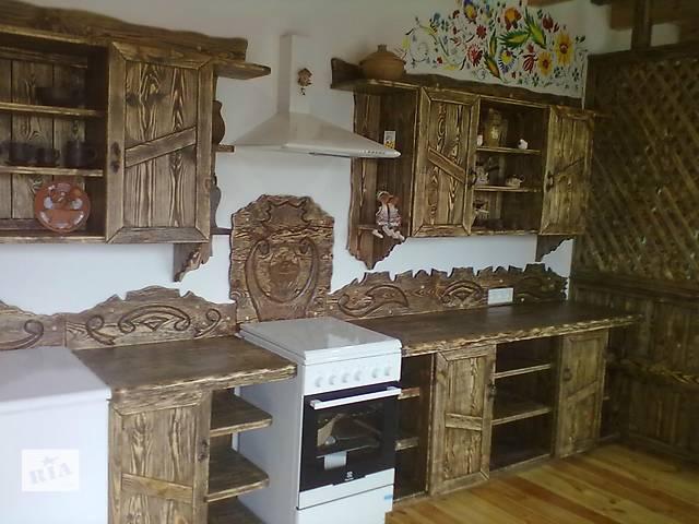 купить бу Столярные изделия из дерева. Мебель на заказ  в Украине