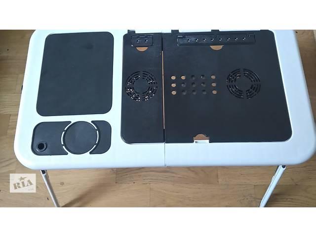 Столик для ноутбука с вентилятором- объявление о продаже  в Стрые