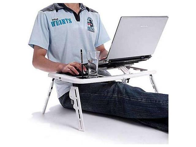 Столик подставка для ноутбука с охлаждением.- объявление о продаже  в Киеве