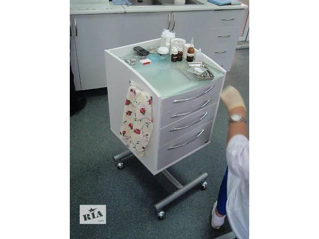 Столик стоматологический мобильный от СпецМедПроект- объявление о продаже  в Броварах