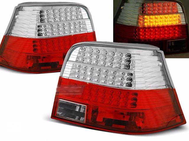 бу Стопы фонари тюнинг оптика Volkswagen VW Golf 4 (LDVW31) в Луцке
