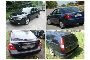 Стойки кузова средние Ford Mondeo