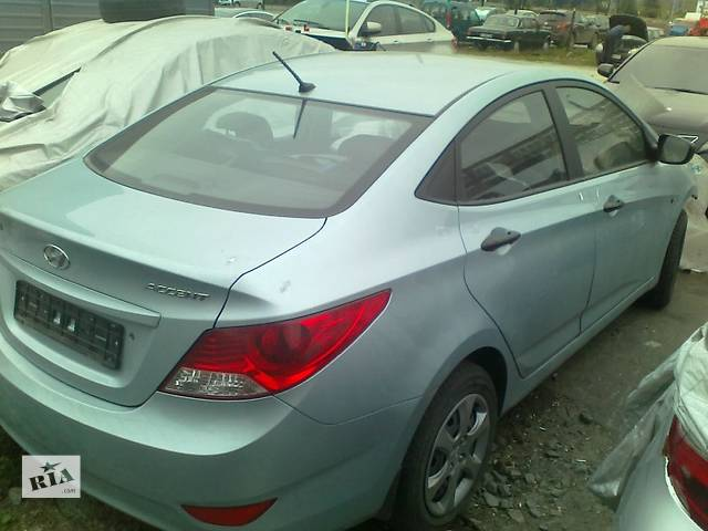 Стойка кузова средняя для седана Hyundai Accent- объявление о продаже  в Умани