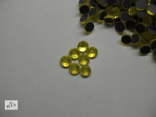 Стразы DMC Yellow, ss20, горячей фиксации, 1440 шт.- объявление о продаже  в Краматорске
