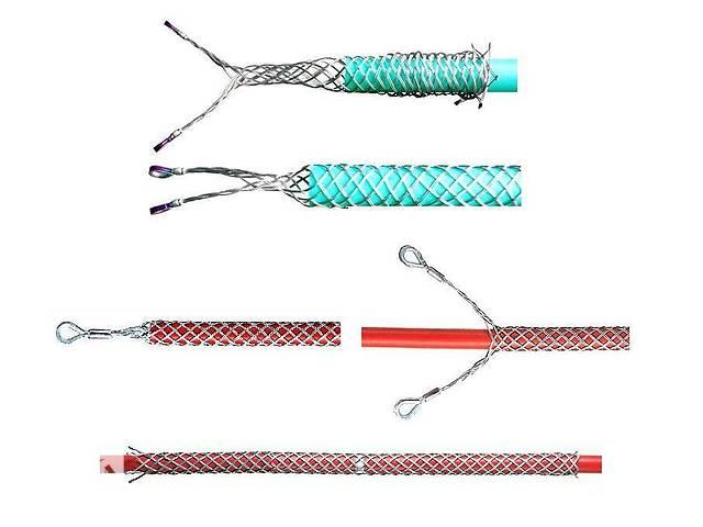 стропа канатные, текстильные, такелаж, кабельный чулок, траверсы- объявление о продаже   в Украине