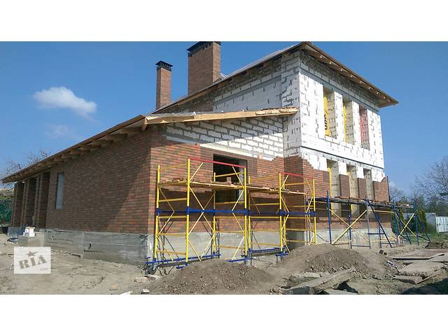 Строим от фундамента до крыши! - объявление о продаже  в Никополе (Днепропетровской обл.)
