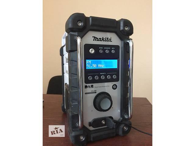 купить бу Строительное радио Makita BMR104 в Львове