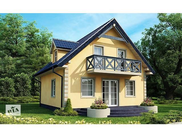 Строительство Деревянно-каркасных,Щитовых и Кирпичных домов.- объявление о продаже   в Украине