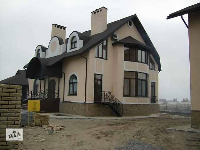Строительство- домов, коттеджей, торговых помещений, моек- объявление о продаже  в Киеве